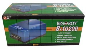 BIG BOY B-10200 AIR PUMP FOUR OUTLETS