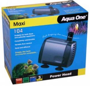 AQUA ONE MAXI 104 POWERHEAD PUMP 2000L/HR