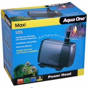 AQUA ONE MAXI 105 POWERHEAD PUMP 2200L/HR