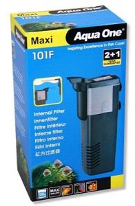 AQUA ONE MAXI INTERNAL FILTER 101F 350L/H