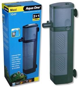 AQUA ONE MAXI INTERNAL FILTER 104F 1480L/H