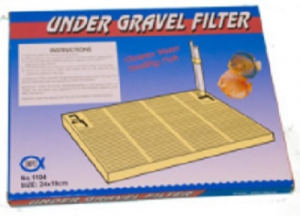UNIPET UNDER GRAVEL FILTER 35.5X29CM