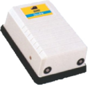 DARO AIRPUMP TWIN OUTLET