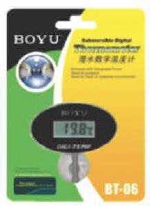 BOYU INTERNAL ELECTRONIC THERMOMETER
