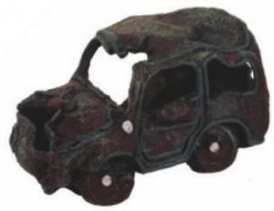 BOYU DECOR CAR WRECK 20.5X10.7X12.2CM