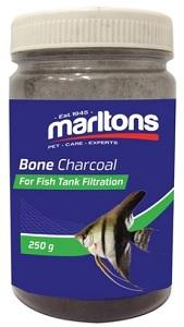 MARLTONS BONE CHARCOAL FILTER MEDIA 250G