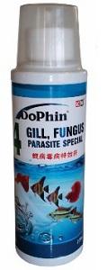 DOPHIN 4 GILL, FUNGUS & PARASITE SPECIAL 200ML