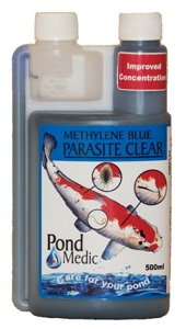 POND MEDIC PARASITE CLEAR 500ML