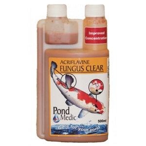 POND MEDIC FUNGUS CLEAR 500ML