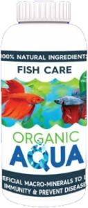 ORGANIC AQUA FISH CARE 200G