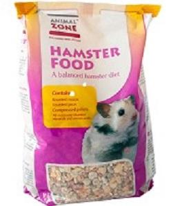 ANIMAL ZONE HAMSTER FOOD 1KG