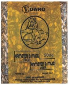 DARO HAMSTER & MICE FOOD 500G