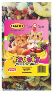 DARO FROOTY HAMSTER MIX 500G