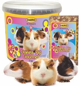 DARO GUINEA PIG GOURMET FOOD 5KG
