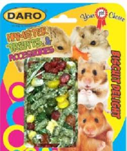 DARO HAMSTER BISCUIT DELIGHT TREAT