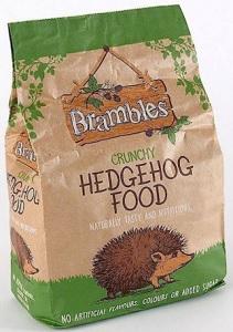 BRAMBLES CRUNCHY HEDGEHOG FOOD 900G