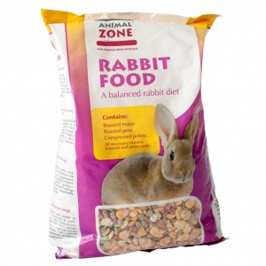 ANIMAL ZONE RABBIT FOOD 1KG