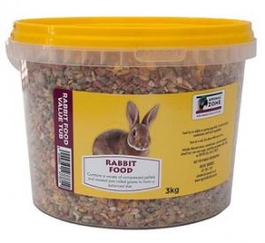 ANIMAL ZONE RABBIT FOOD 3 KG