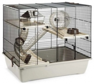 BEEZTEES RODENT CAGE PINKY 3 50X33X45