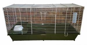 AKWA RABBIT STARTER KIT CAGE 101X43X51CM