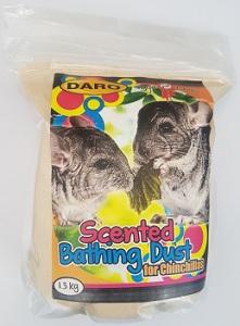 DARO CHINCHILLA BATHING DUST SCENTED 1.3KG