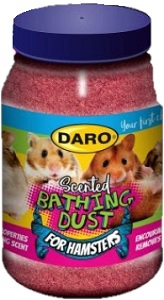DARO HAMSTER BATHING DUST SCENTED 700G