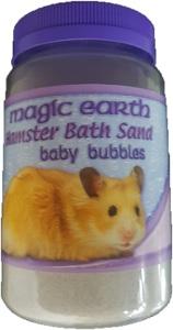 MAGIC EARTH BATH SAND BABY BUBBLES 500G