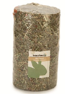 BEEZTEES RODENT HAY TUNNEL LARGE 30X21CM