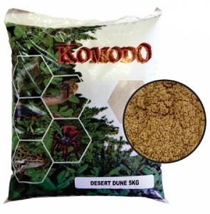 KOMODO DESERT DUNE NAMIB SUBSTRATE WHITE 5KG