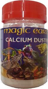 MAGIC EARTH  NATURAL CALCIUM DUSTER 100G