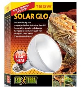 EXO TERRA SOLAR GLO UV HEAT LIGHT 125W