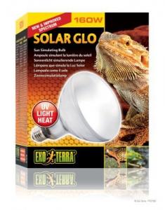 EXO TERRA SOLAR GLO UV HEAT LIGHT 160W