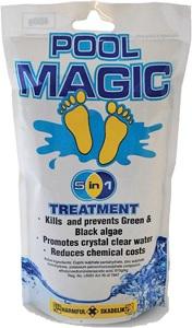 POOL MAGIC 5-IN-1 WATER TREATMENT 400G