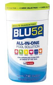 BLU52 ALL-IN-ONE 4-WEEK PACK (MEDIUM POOL) 1.2KG