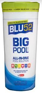BLU52 ALL-IN-ONE 4-WEEK PACK (LARGE POOL) 1.7KG