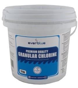 EVERBLUE GRANULAR CHLORINE 5KG