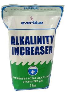 EVERBLUE ALKALINITY INCREASER 2KG