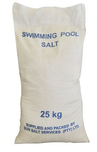 SWIMMING POOL SALT 25KG
