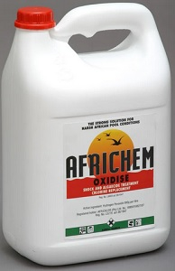AFRICHEM OXIDIZER SHOCK TREATMENT 5LT