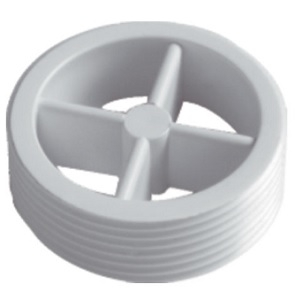 QUALITY FILTER MULTIPORT PLUG ABS 11/2