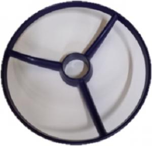 EVERBLUE SPARE DEFLECTOR WHEEL BLUE