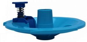 SWIMQUIP APC REGULATOR VALVE/VAC COMBO BLUE