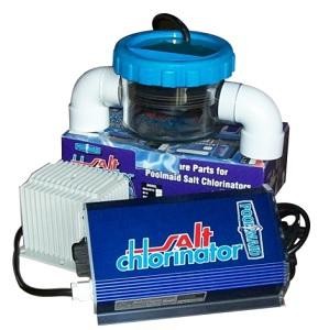 POOLMAID S14 SELF-CLEANING SALT CHLORINATOR