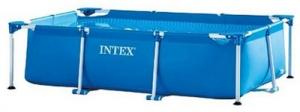 INTEX METAL FRAME POOL 3MX2MX75CM