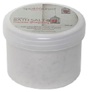 SPOIL YOURSELF BATH SALT RELAX & ROMANCE 250ML