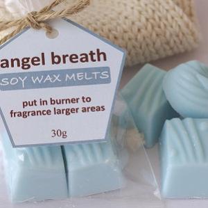 SPOIL YOURSELF WAX MELTS ANGEL BREATH 3PK