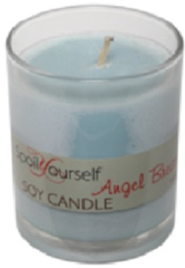 SPOIL YOURSELF SOY CANDLE ANGEL BREATH 180G