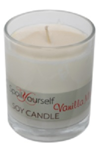 SPOIL YOURSELF SOY CANDLE VANILLA MILK 180G
