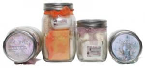 SPOIL YOURSELF BATH LUXURIES SMALL JAR (ASSTD.)