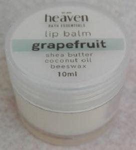 HEAVEN LIP BALM GRAPEFRUIT 10ML